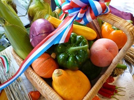 野菜,果物,カリウムの多い食品,カルシウムの多い食品,水毒に良い食品,ヒスタミンに良い食品
