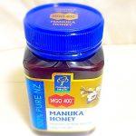マヌカハニー,免疫力アップ,胃腸障害改善,ハチミツ