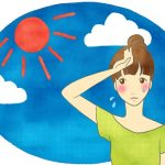 更年期と熱中症,更年期と脱水症状,熱中症対策