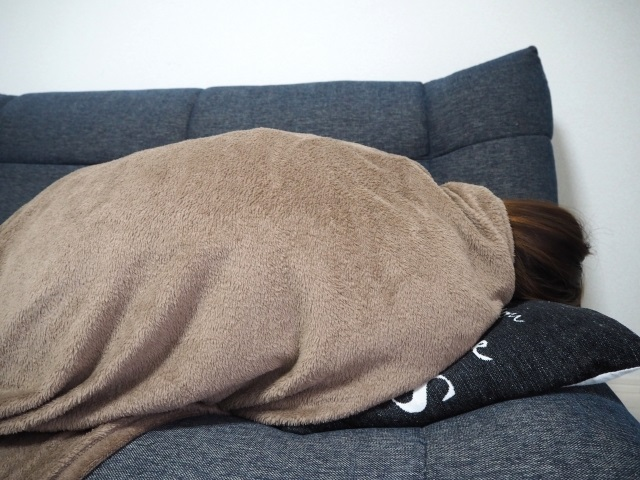台風の眩暈,気象病,気圧痛で寝込む