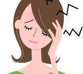 頭痛,偏頭痛,緊張型頭痛,更年期,更年期の症状,更年期と頭痛,気圧と頭痛,低気圧頭痛