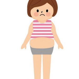 更年期のダイエット,太りやすい更年期,女性ホルモンと肥満